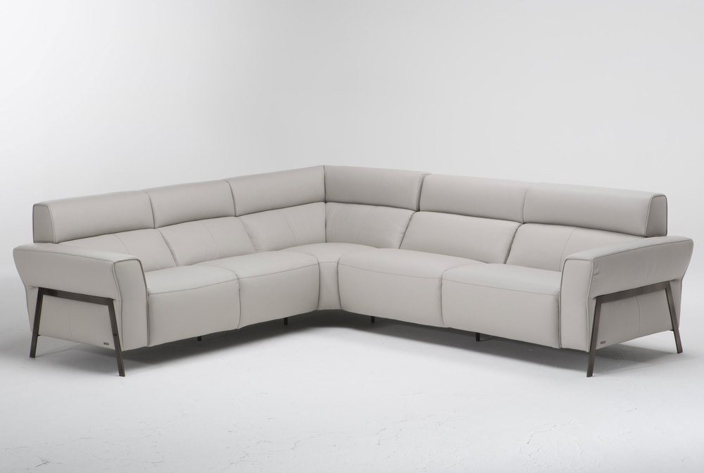 Natuzzi Leather