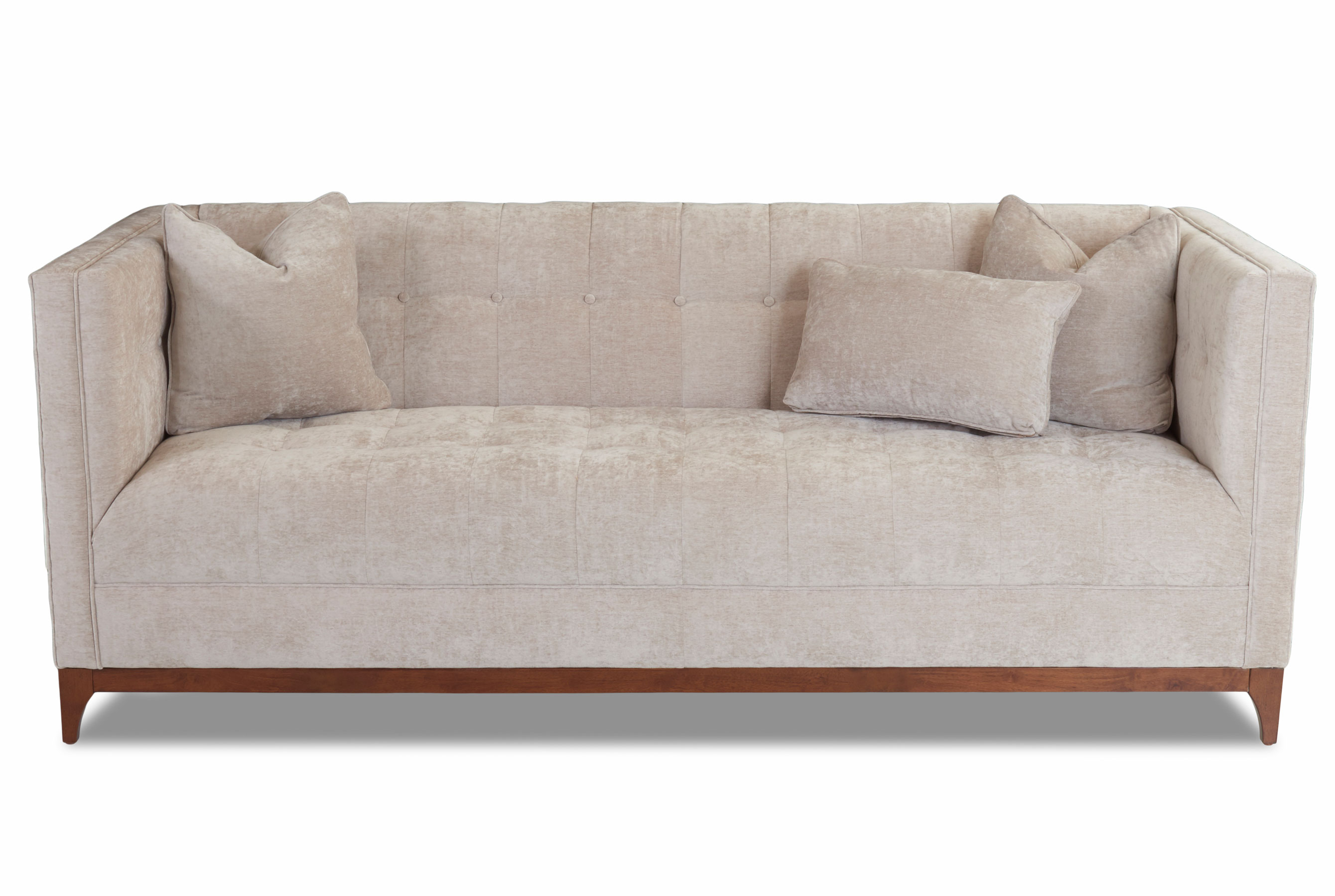 Tremendous Boulevard 86 Sofa W Down Cushions Sofas And Sectionals Inzonedesignstudio Interior Chair Design Inzonedesignstudiocom