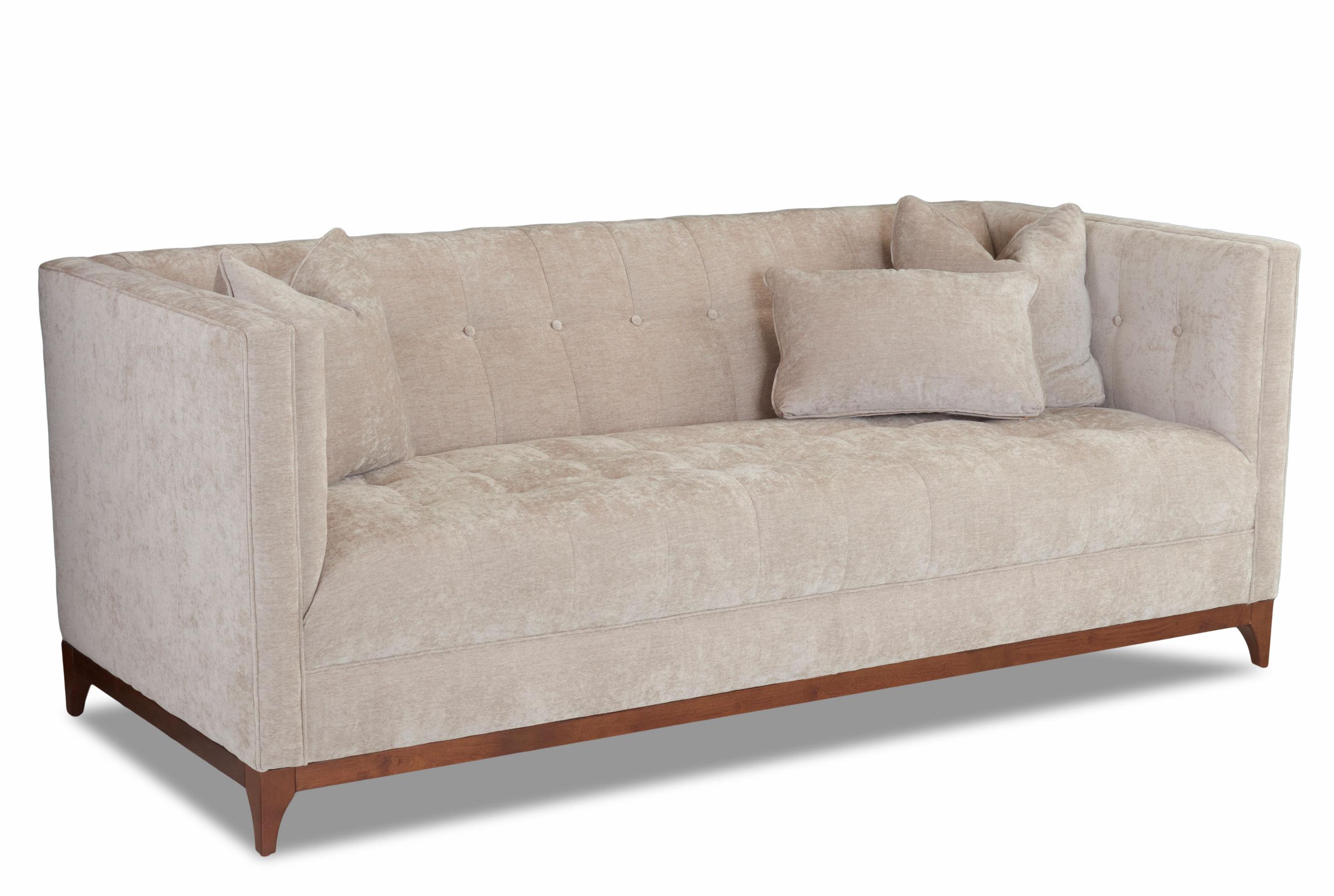 Enjoyable Boulevard 86 Sofa W Down Cushions Sofas And Sectionals Inzonedesignstudio Interior Chair Design Inzonedesignstudiocom