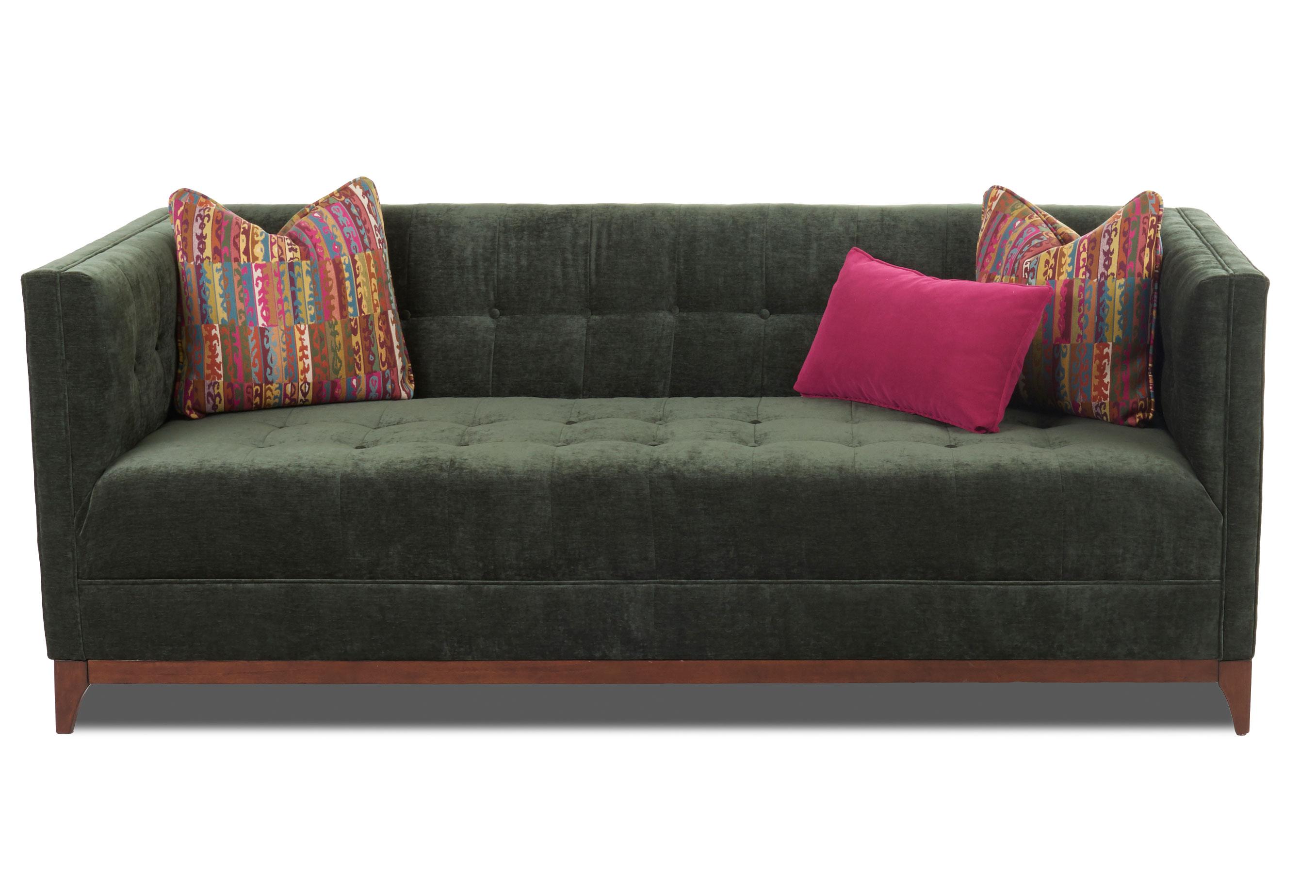 Wondrous Boulevard 86 Sofa W Down Cushions Sofas And Sectionals Inzonedesignstudio Interior Chair Design Inzonedesignstudiocom