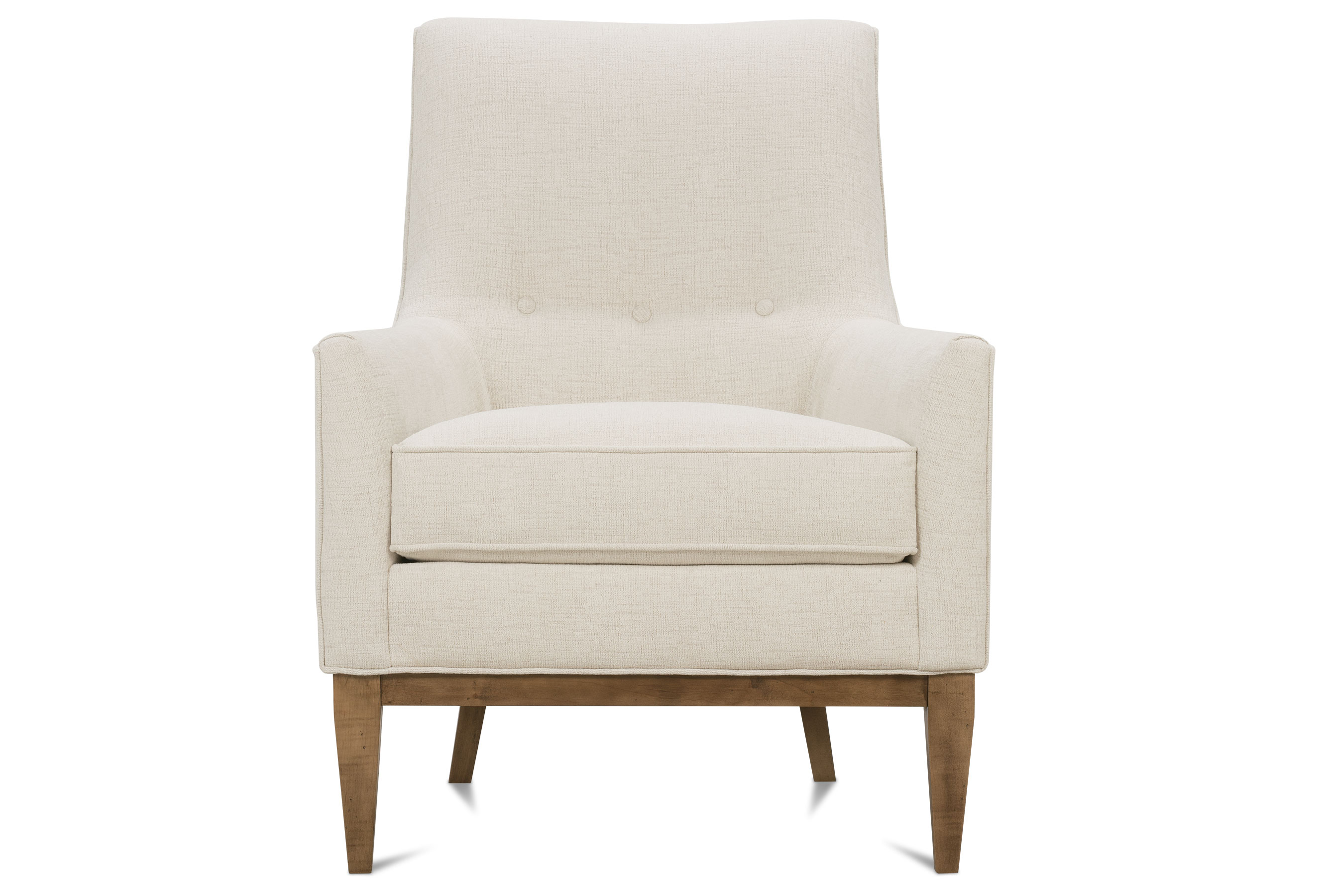 Thatcher P320 Wood Frame Chair   Sofas and Sectionals