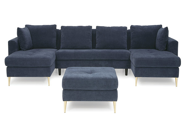 Sherbrook 77407 Sectional | Sofas and Sectionals