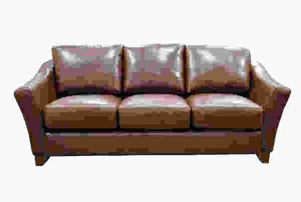 "Spencer 82"" or 104"" Sofa (All Leather)"