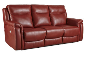 Uptown 887 Reclining Sofa w/ Power Headrest and Power Lumbar Option