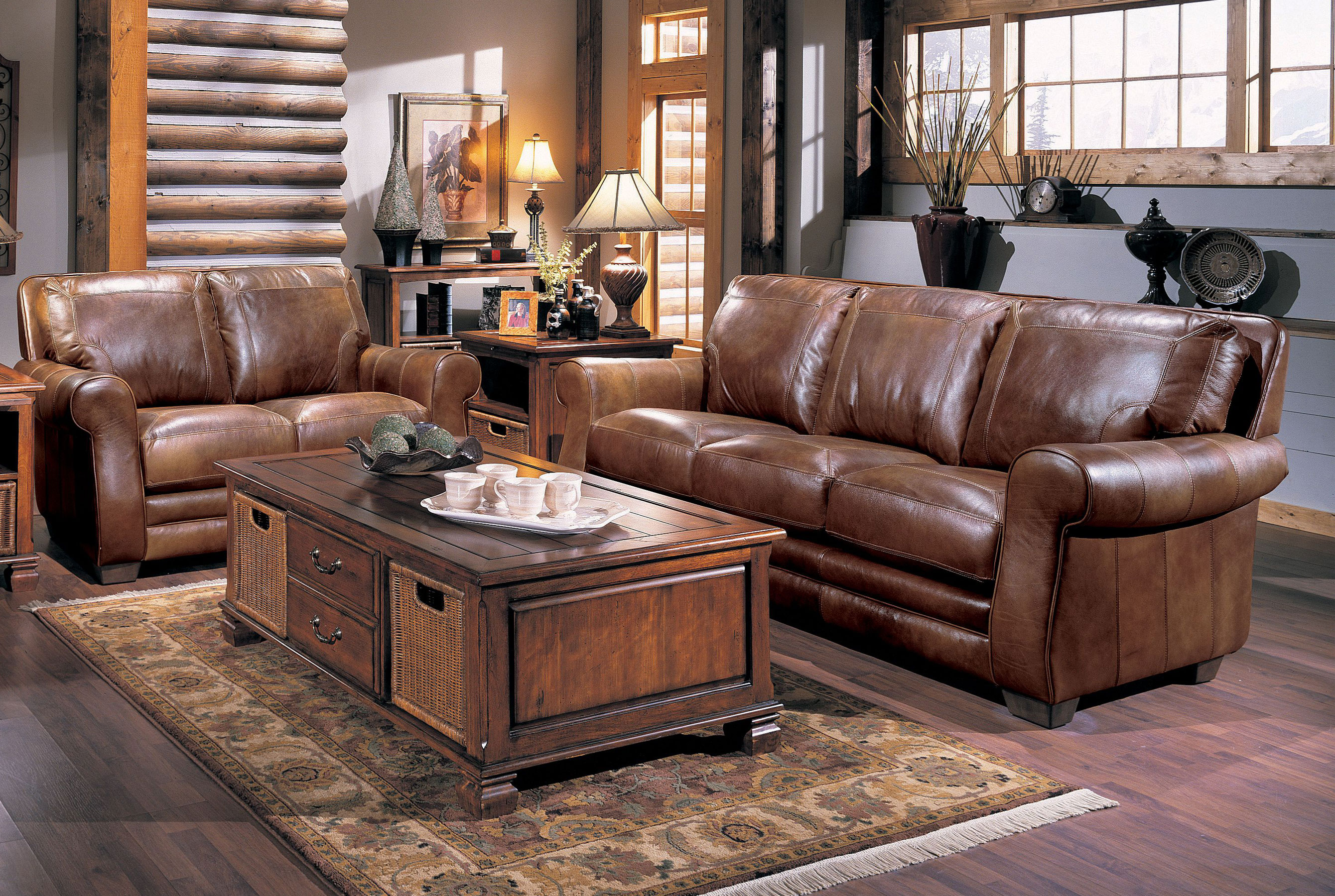 Bowden 84 Leather 548 Sofa Sofas And