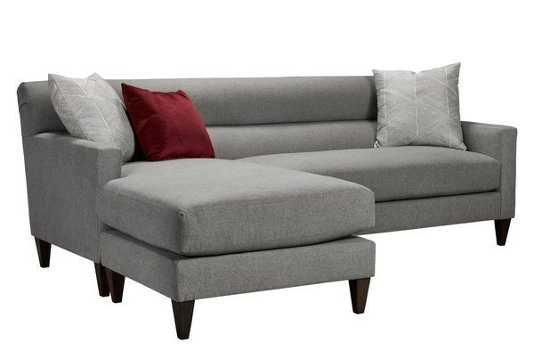 LaClede Convertible Sofa W/ Chaise
