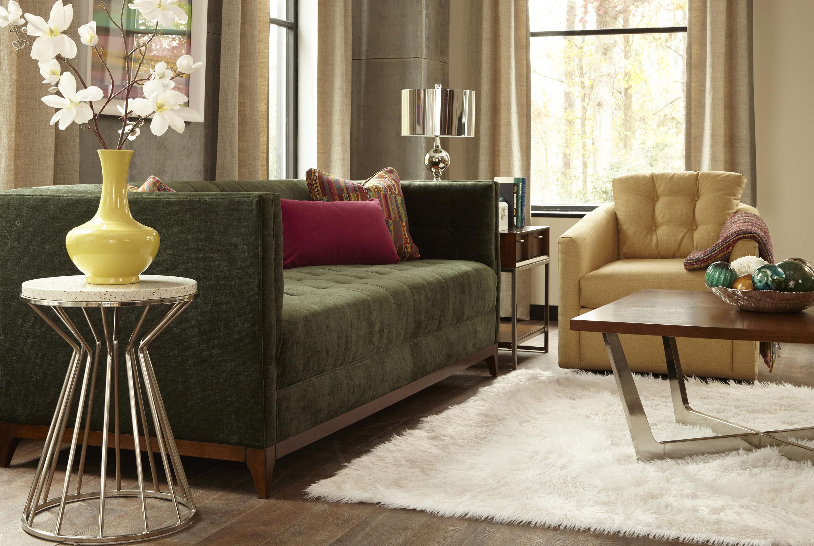 Pleasant Boulevard 86 Sofa W Down Cushions Sofas And Sectionals Inzonedesignstudio Interior Chair Design Inzonedesignstudiocom