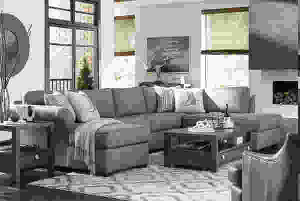 Jaxon K15700 Sectional - Hundreds of Fabrics and Colors