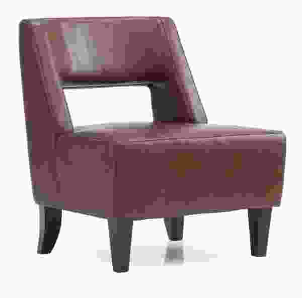 Othello 77030 - 70030 Chair - 450 Leathers and Fabrics