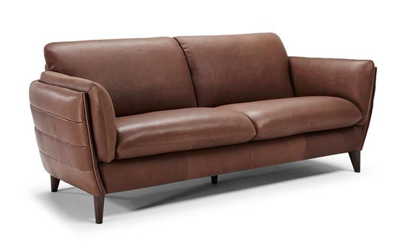 Geloso B908 **100% Top Grain Leather** Sofa