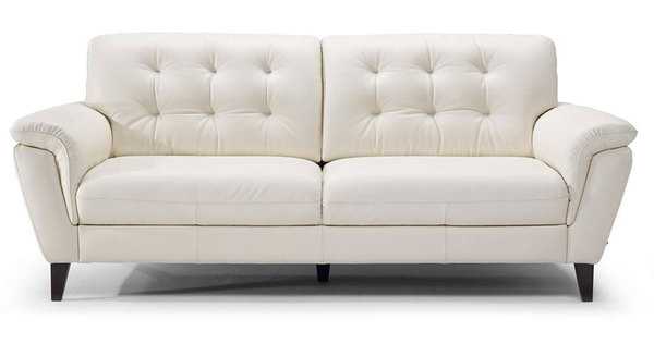 Lucio B923 **100% Top Grain Leather** Sofa