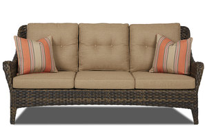 "Bailey W6800 77"" Outdoor Sofa Collection"