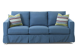 Aspen W3385 Outdoor Slipcover Sofa Collection- choice of colors.
