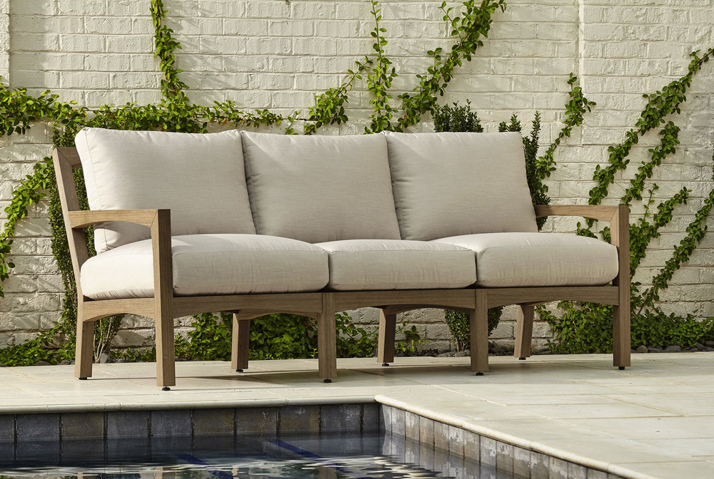 Delray W8502 Outdoor Sofa Collection | Sofas and Sectionals