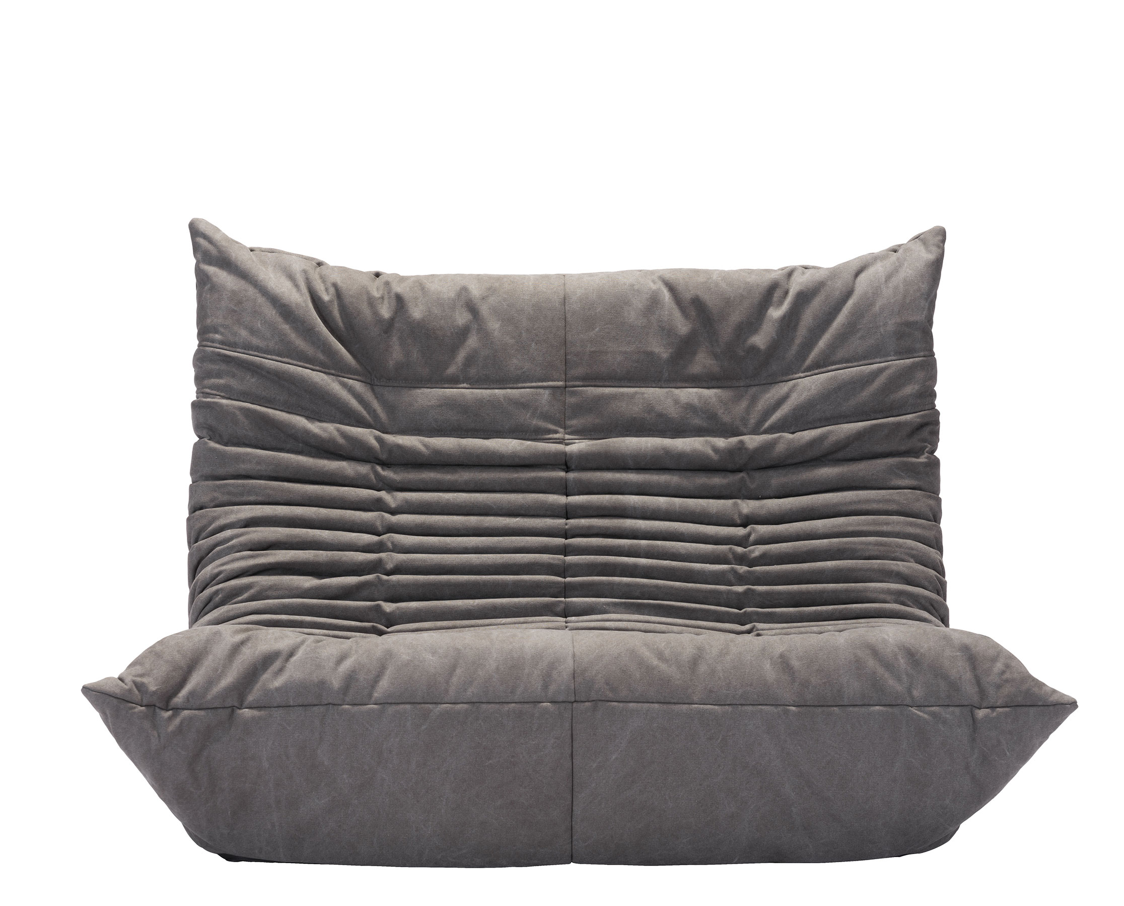 Down Low Loveseat Gray 100684 Sofas And Sectionals