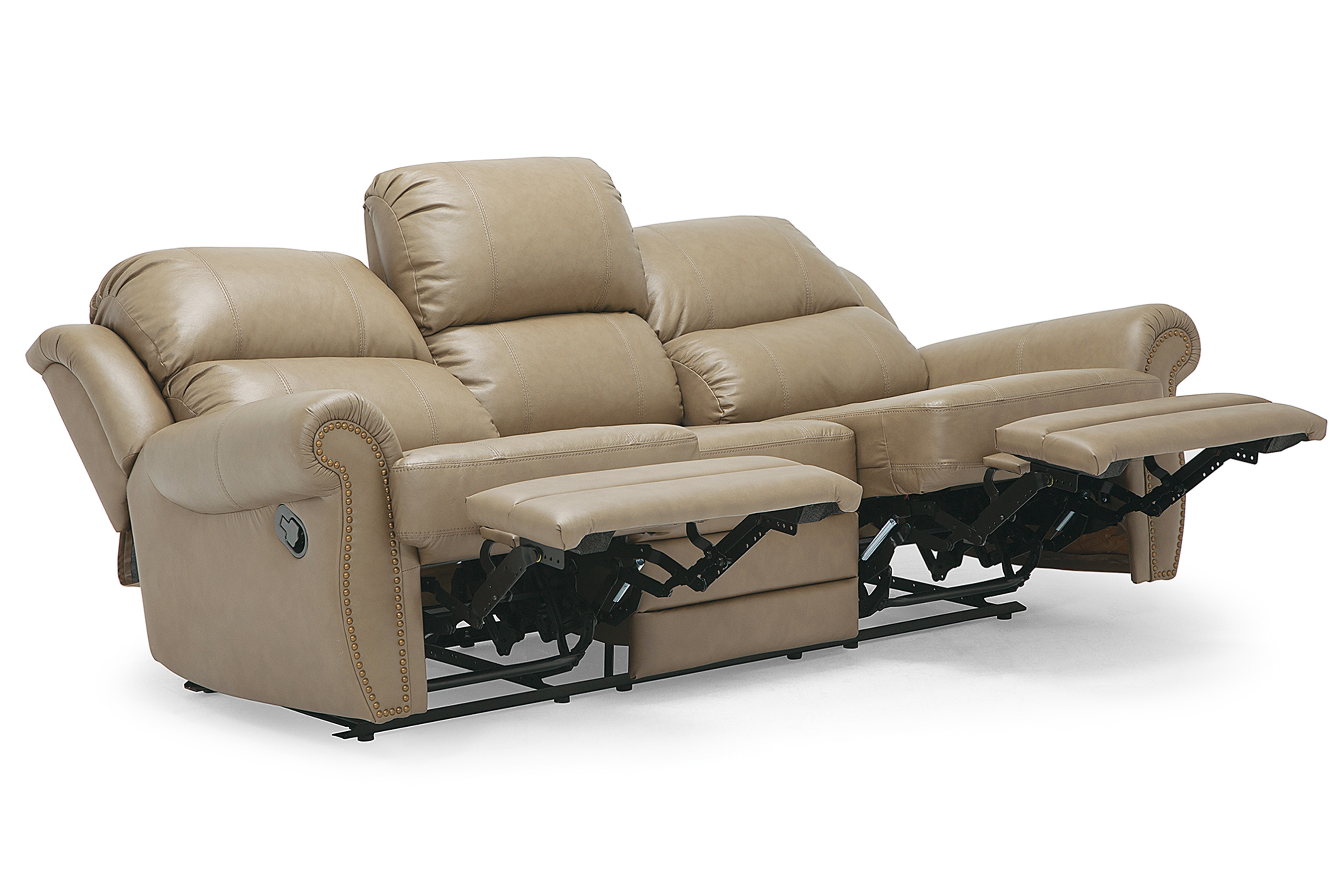 Awe Inspiring Michigan Leather Reclining Sofa Classic Sofas And Sectionals Spiritservingveterans Wood Chair Design Ideas Spiritservingveteransorg