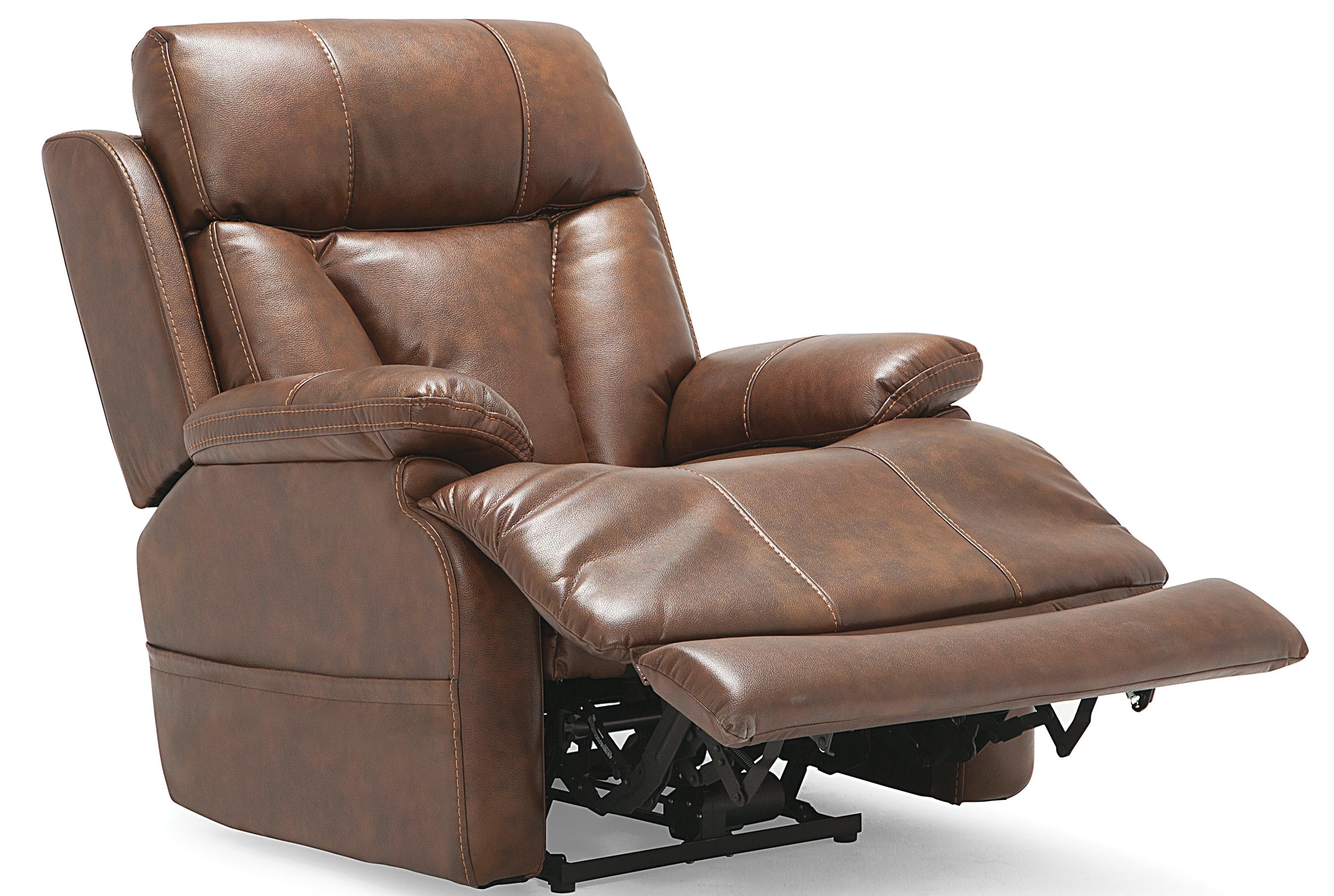 Terrific Aspen Layflat Power Recliner Toulon Rust In Sofas And Short Links Chair Design For Home Short Linksinfo