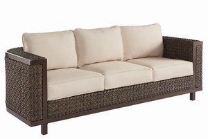 Brenwood Outdoor Wicker Sofa