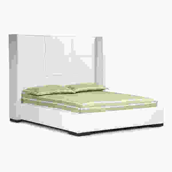 MERCURY QUEEN OR KING UPHOLSTERED BED