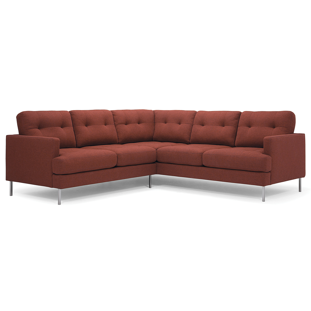 Collette Modern Sectional (150 Fabrics) | Sofas and Sectionals