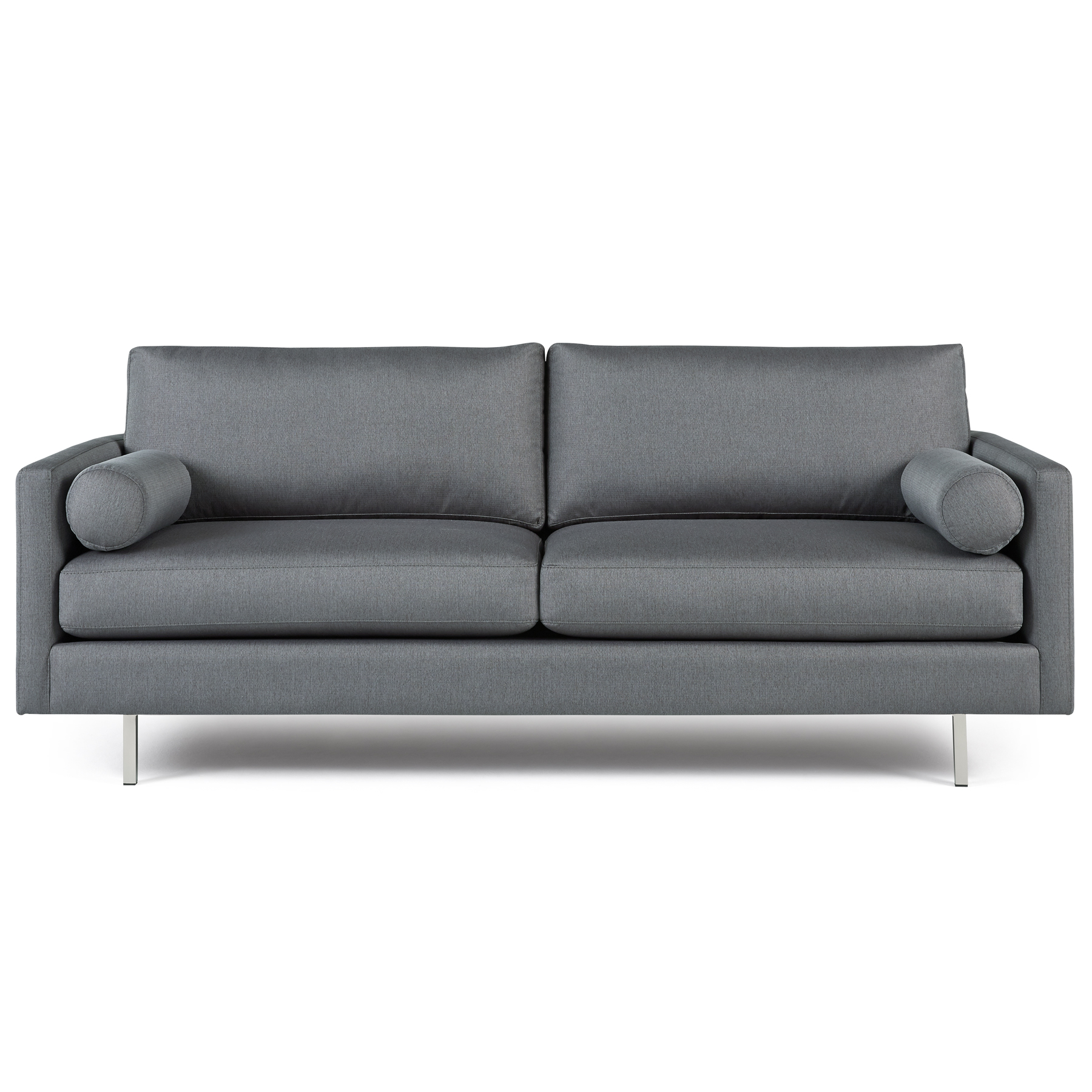 E 79 Modern Sofa With Pillows 150