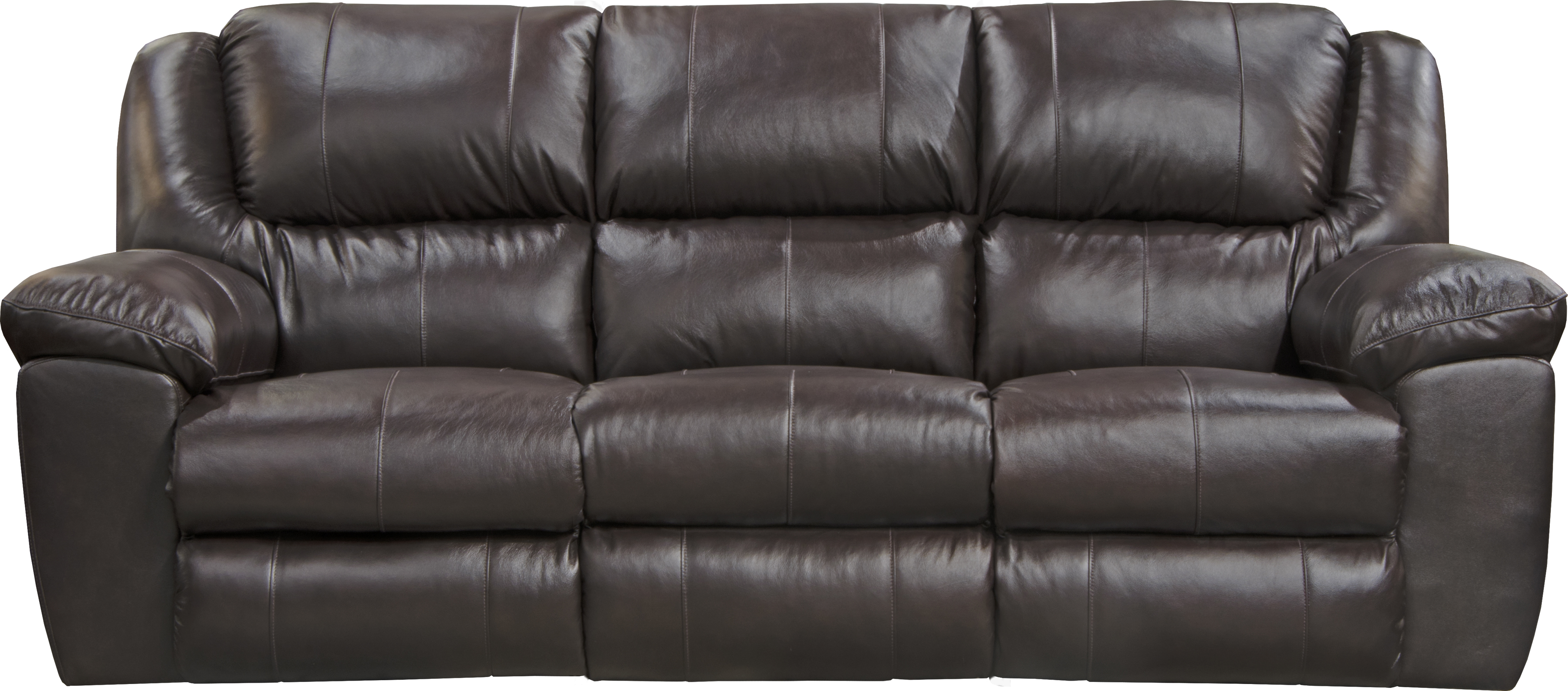 Transformer Ii Italian Leather Reclining Sofa