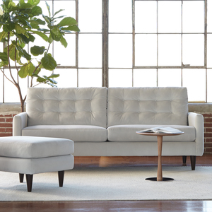 "Haley 87"" Sofa in Dove"