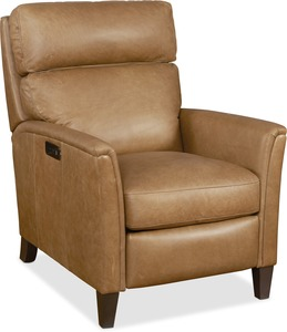 Guthrie All Leather Power Recliner