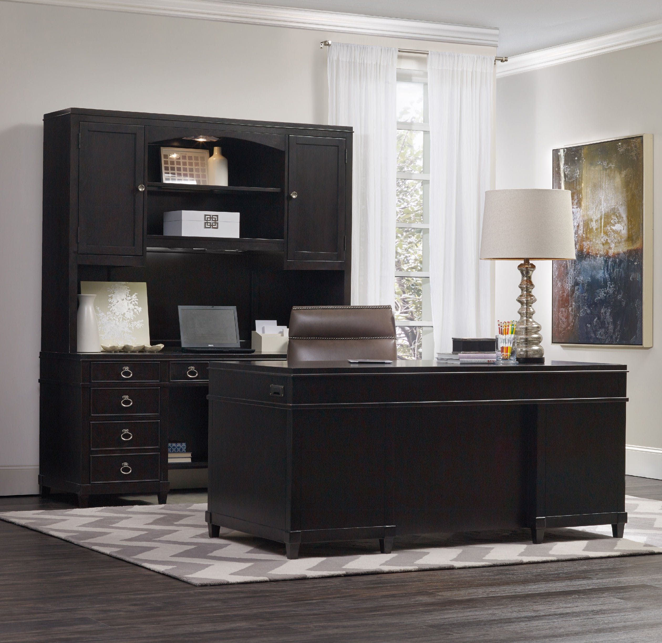 Kendrick Junior Executive Desk 1060 10562 Sofas And Sectionals