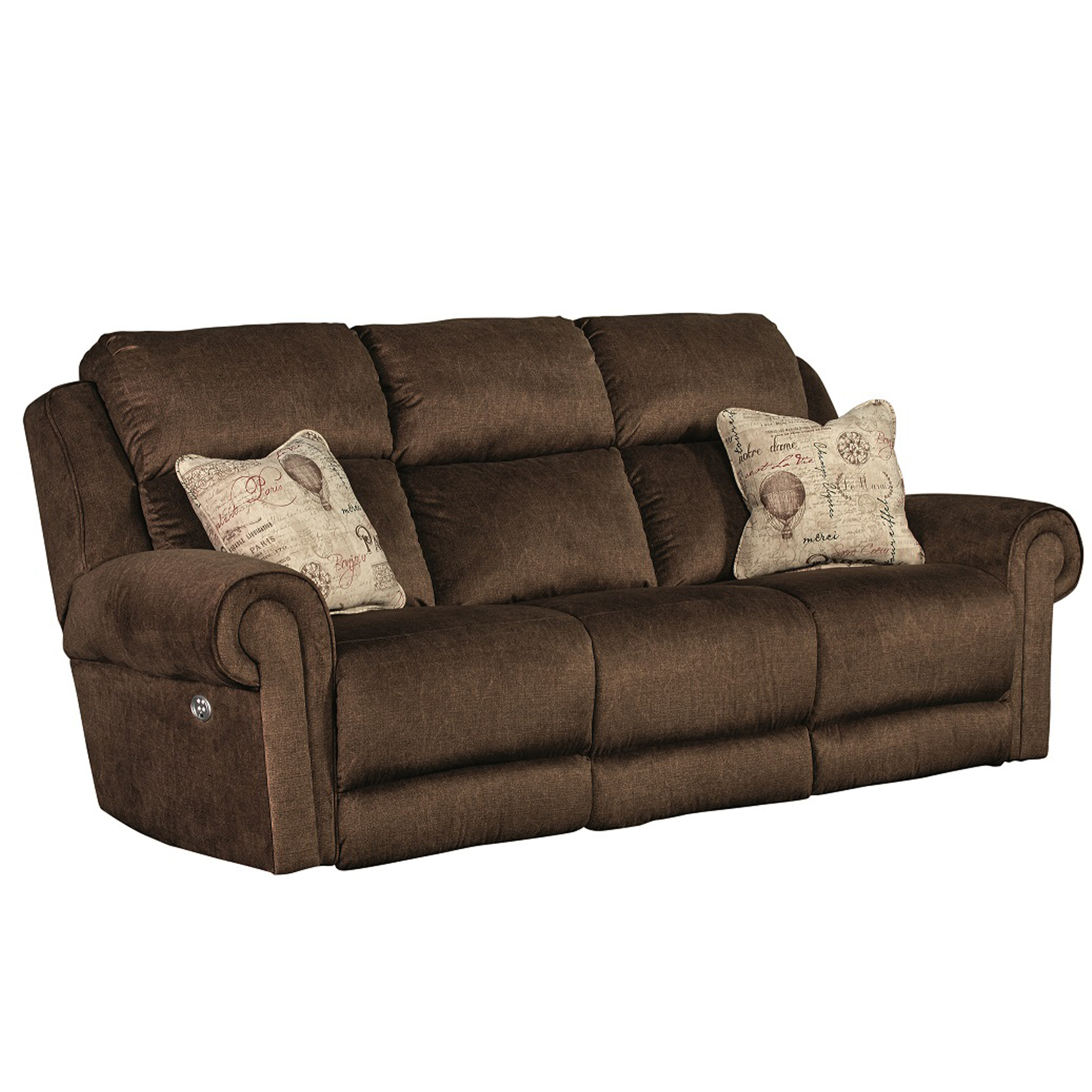 Canyon Ranch Double Reclining Sofa W Sofas And