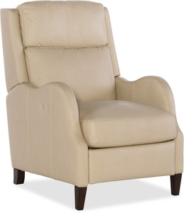 Anderson All Leather Recliner w/ Power Recline
