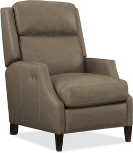 Avery All Leather Recliner w/ Power Recline