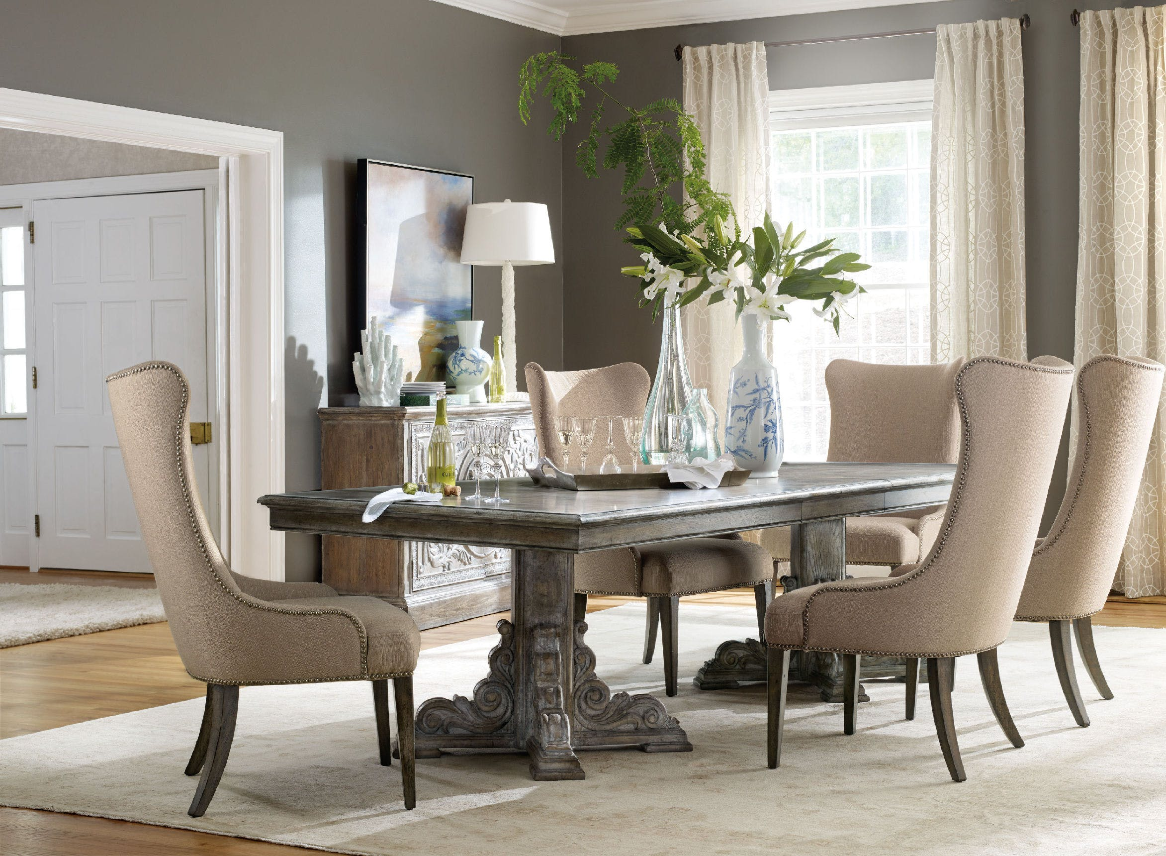True Vintage - ENTIRE 7 Pc. DINING ROOM - Call | Sofas and ...