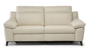 "Affabile C109 Top Grain Leather Sofa (83"")"