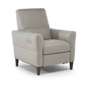 C131 Power Recliner w/ Power Headrest (Top Grain Leather)