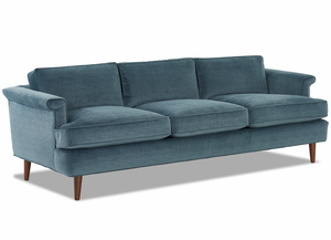 "NEW - Carson 89"" Sofa w/ Down Cushions"