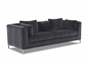 "NEW - Ellis 93"" Modern Sofa"