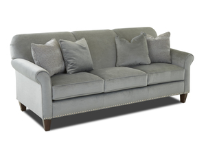 "NEW - Emory 85"" Sofa with Nail Head TrimNEW -"