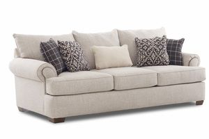 "NEW - Ginger 96"" Transitional Sofa"