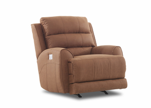 NEW - Gleeson Power Reclining Rocker Recliner w/ Power Headrest