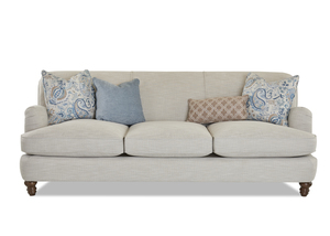 "NEW - Henley 92"" Sofa w/ Down Cushions"