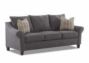 "NEW - Keller 91"" Transitional Sofa"