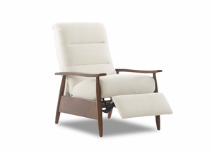 NEW - Lambeau Mid-Century Modern High Leg Recliner