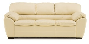 Faron Leather Sofa (54 Leather Colors) Starting At