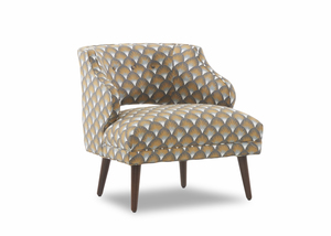 NEW - Mallory Mid-Century Modern Accent Chair