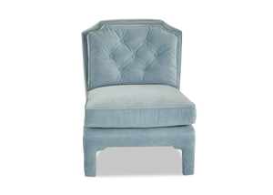 NEW - Malone Modern Chair w/ Down Cushions