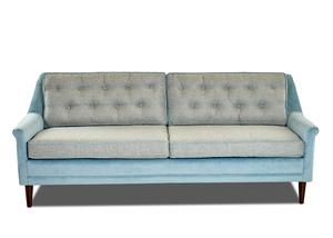 "NEW - Rockford 85"" Metro Modern Sofa"