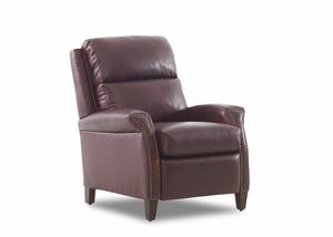 NEW - Walsh Power High Leg Recliner w/ Power Headrest