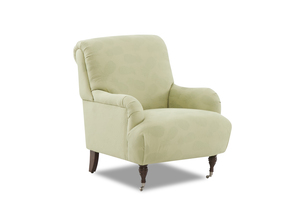 NEW - Cameron Occasional Chair w/ Casters