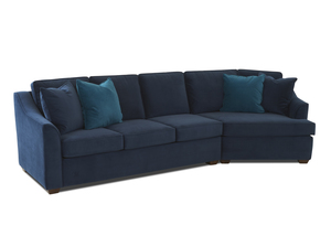 Elle Transitional Styled Sectional
